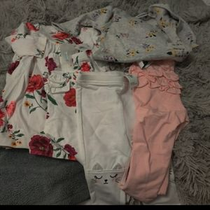 NWT Old Navy baby girl clothes